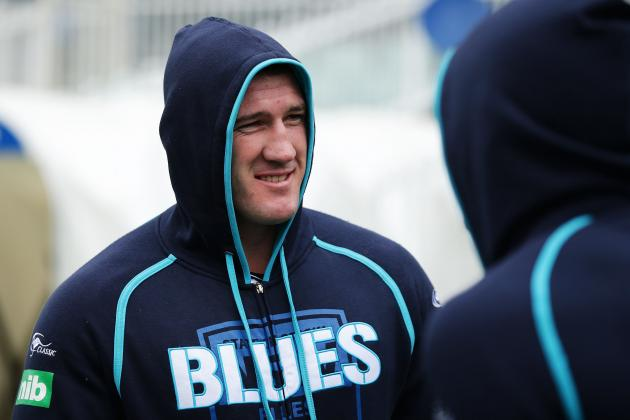 State of Origin 2013 Game 3: Who Can Replace Paul Gallen for the Blues?