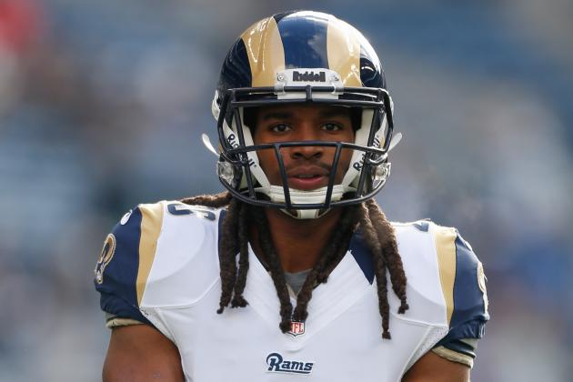 Daryl Richardson Projected as Rams' No. 1 Running Back