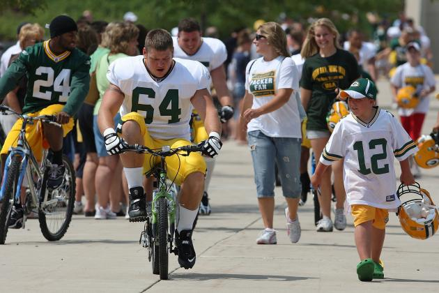 Green Bay Packers' Annual Bike Parades from Lambeau Field Ready to Roll