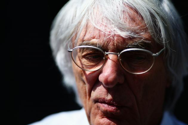 F1 CEO Bernie Ecclestone Indicted on Bribery Charges, Responds to Situation