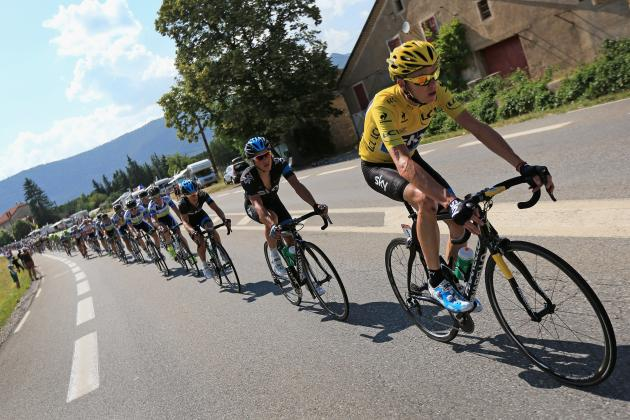Le Tour De France 2013: When and Where to Watch Event's Final Stages