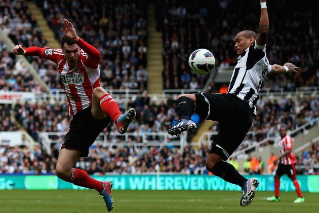 Newcastle United vs. Sunderland: Scoring the Rivalry as It Stands