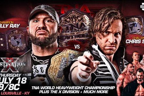 TNA Impact Wrestling: Rumors, News, Bound for Glory Update and July 18 Preview