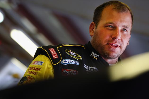 Ryan Newman Faces Career Crossroads as He Looks for Ride for 2014