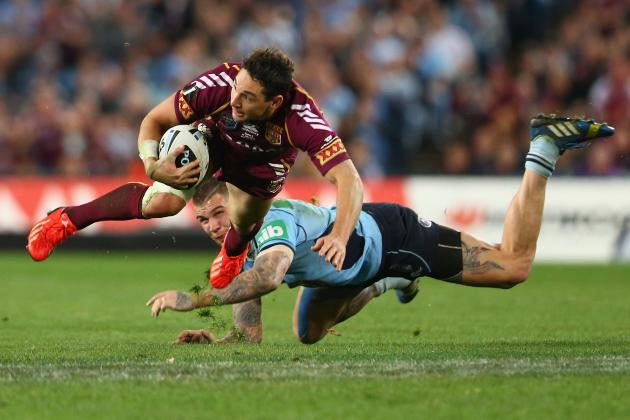 State of Origin 2013 Results: Game 3 Score and Recap for Blues vs. Maroons