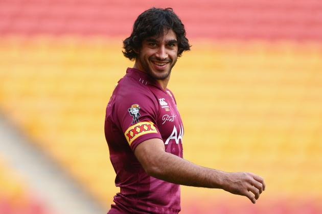 Blues vs. Maroons: Johnathan Thurston Key in State of Origin Triumph