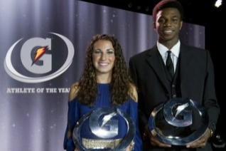 Andrew Wiggins First Canadian to Win Gatorade Athlete of the Year