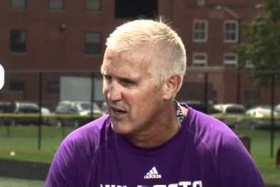 Time to Step Up: Northwestern Offensive Coordinator Mick McCall