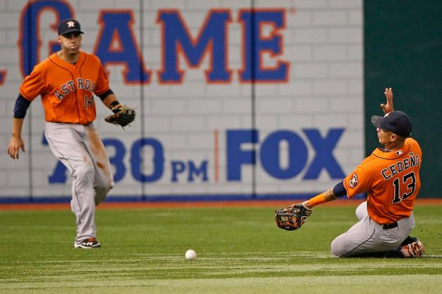 Rebuilding Astros Optimistic Despite MLB-Worst 33-61 Record