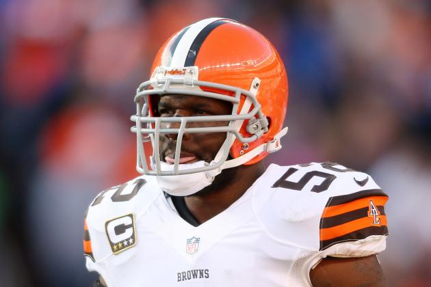 Jackson Mans Middle of Browns' Defense