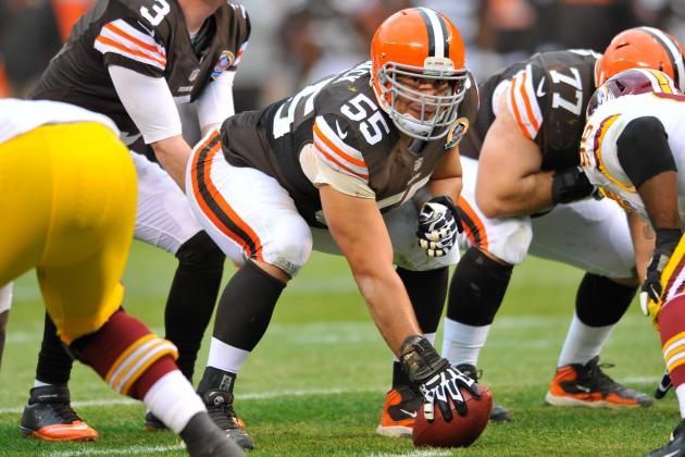 Alex Mack Facing Important 2013 Season