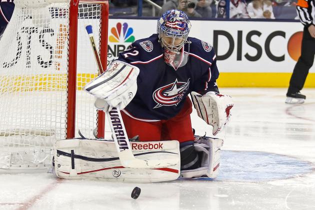 Columbus Blue Jackets: Can Bobrovsky End Line of Unsuccessful Goaltenders?