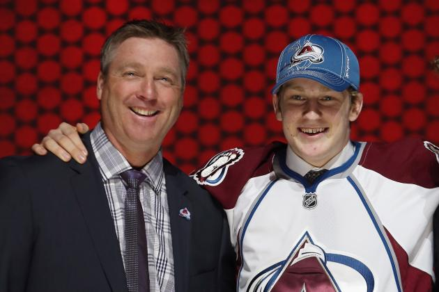 Roy Raves About MacKinnon's Speed