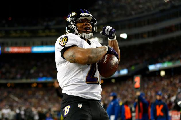 5 Things You May Not Know About Ray Rice