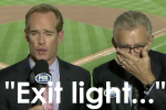 Seriously: McCarver Quotes Metallica on Air