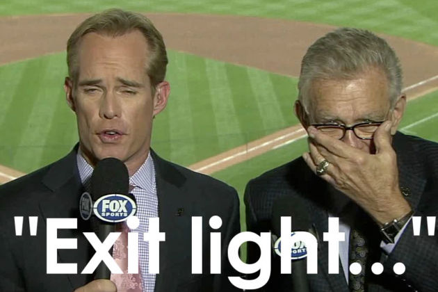 Tim McCarver Commemorates Mariano Rivera's Career with 'Enter Sandman' Reading