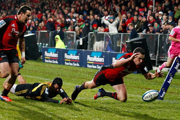 Super 15 Rugby 2013: Crusaders Can Still Be Considered Favourites for the Title