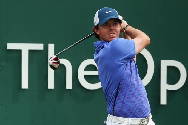 Why Rory McIlroy Should Ignore Golf Stars' Advice Ahead of 2013 British Open