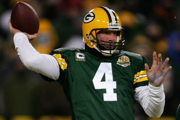 Reconciliation Between Favre and Packers Underway