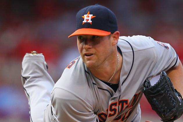 Jon Heyman on Bud Norris: Astros price too high?