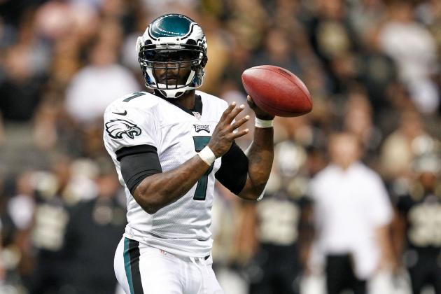 Can Michael Vick Make Everyone Forget About 2012 Struggles in 2013?
