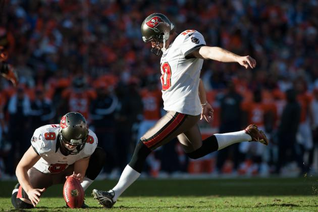 Bucs Kicker Connor Barth Tears Achilles Tendon