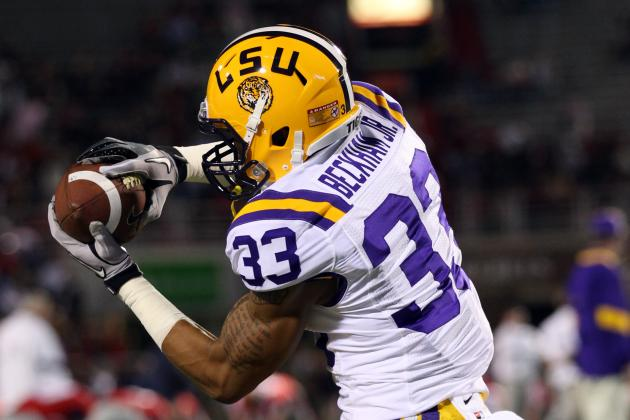 LSU's Odell Beckham Jr. Named to Biletnikoff Award Watch List