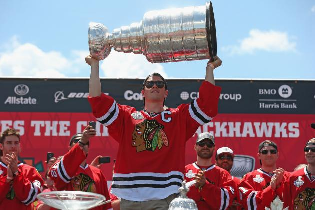 Why Spending Big in Free Agency Isn't the Best Way to Win the Stanley Cup