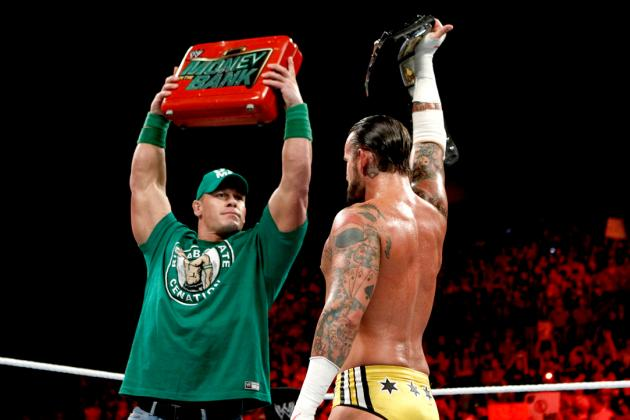 Examining Money in the Bank Briefcase's Impact on Winners' Careers