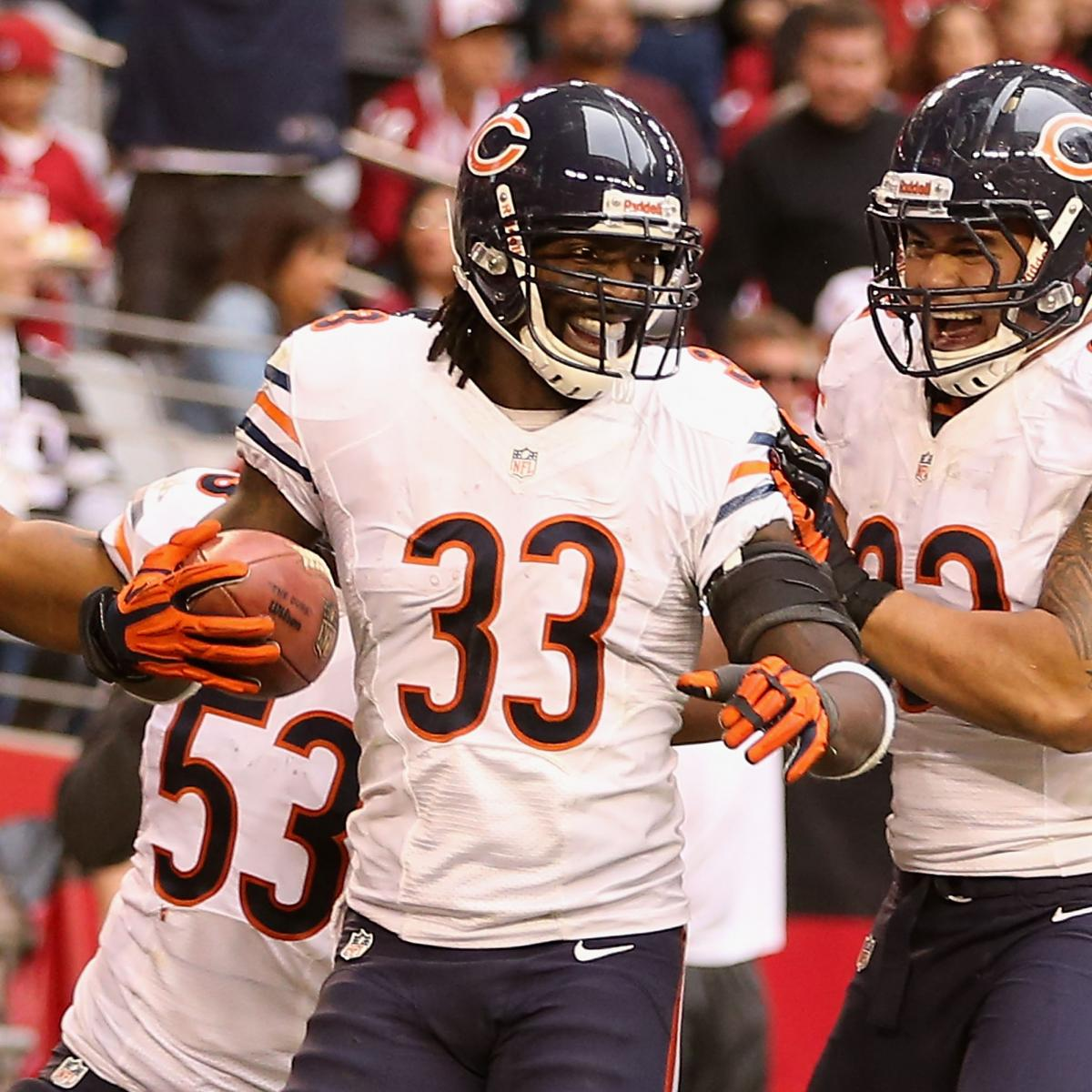Feed Me Nfl: Charles Tillman Expects The Chicago Bears To Win Super