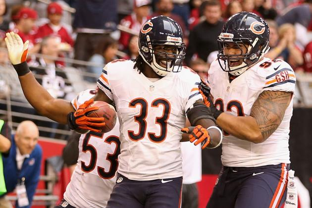 Charles Tillman Expects the Chicago Bears to Win Super Bowl