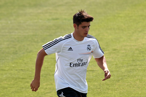 Report: Liverpool to Make Offer for Real's Morata