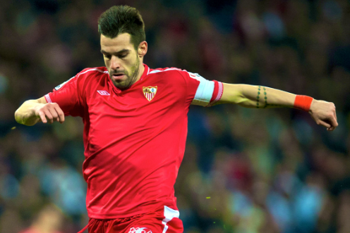 Manchester City Sign Sevilla Striker Alvaro Negredo Pending Medical Tests