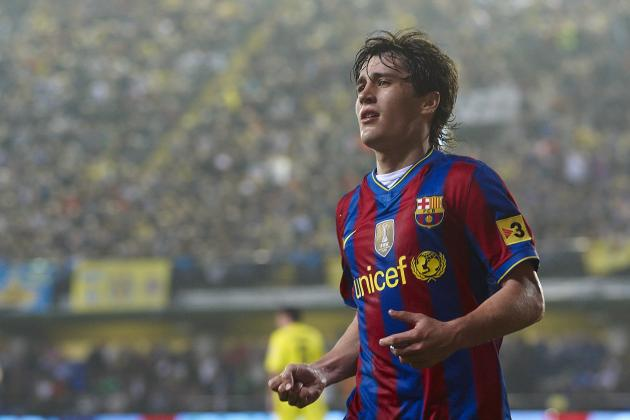 FC Barcelona: Reviewing Bojan Krkic's Anguish with Barca, Roma and AC Milan