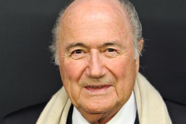 Sepp Blatter Wants to Move Qatar World Cup to Winter Because FIFA Is the Worst