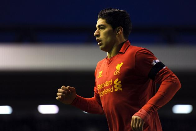Liverpool: How Could Reds Spend the £40m They'd Pocket from Luis Suarez Sale?