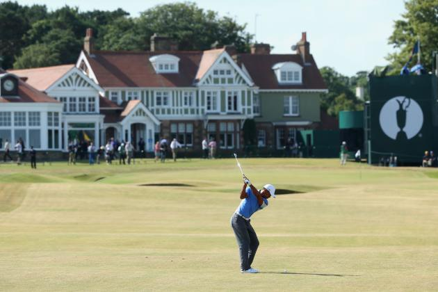 British Open 2013: Complete TV and Live Stream Guide for Opening Round