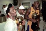 Kobe Auctioning Off Parents' Championship Rings