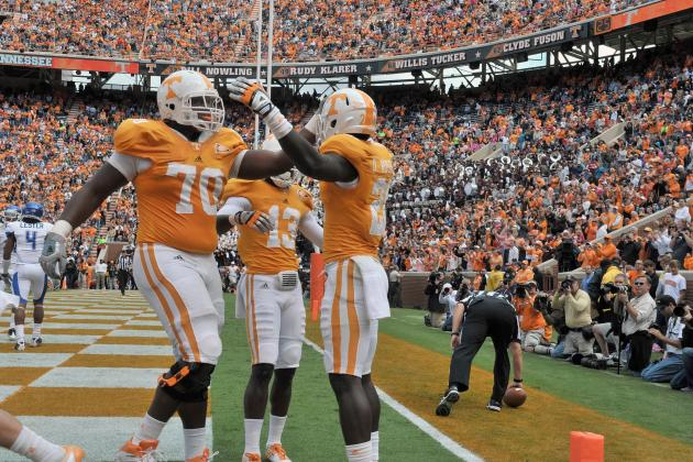 Tennessee's Ja'Wuan James Says Jadeveon Clowney Avoids Him on the Field