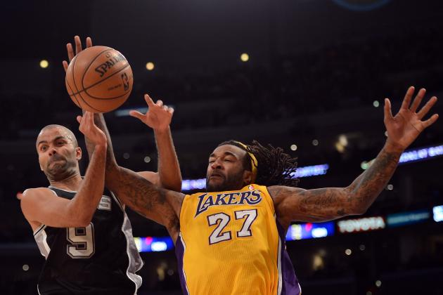 Breaking Down Jordan Hill's Ceiling as LA Lakers Starting Power Forward