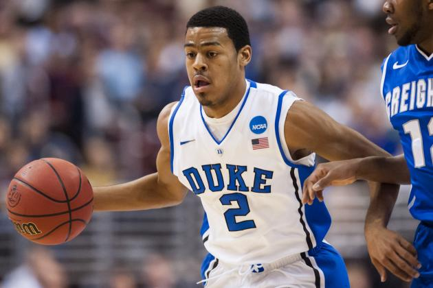 Duke Basketball: Profiling Starting PG Quinn Cook