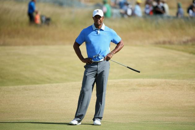 British Open Odds 2013: Final Betting Lines for Golf's Most Notable Names