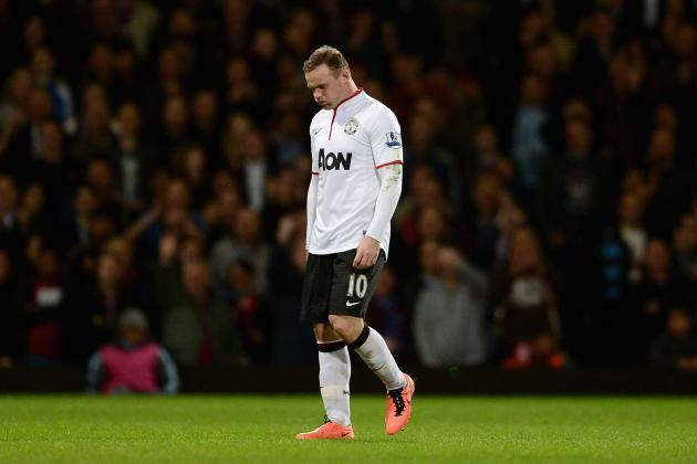 Breaking Down Wayne Rooney's Breakdown with Manchester United
