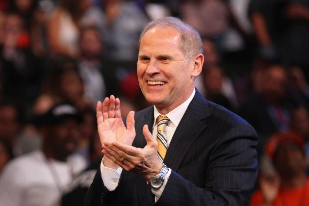Michigan Basketball: Revitalized Wolverines Smart to Lock Up John Beilein