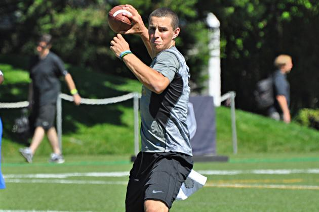 Oregon QB Commit Morgan Mahalak Talks Elite 11, MVP Sean White and Trent Dilfer
