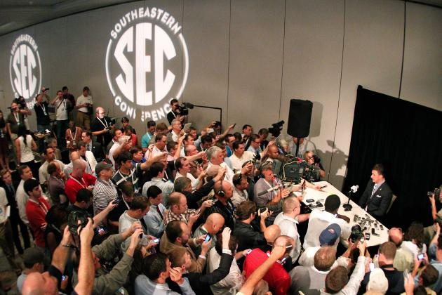 SEC Media Days 2013: It's Time to Stop the Scrutiny Surrounding Johnny Manziel