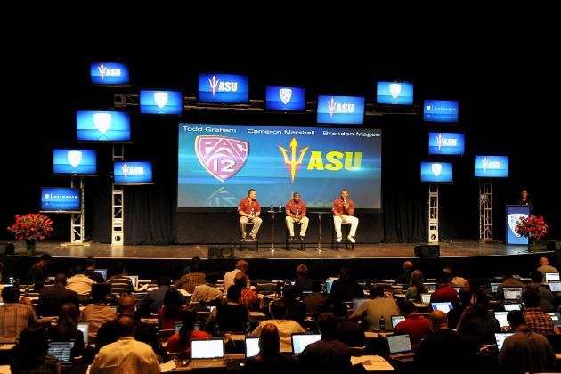 What to Look for at Pac-12 Football Media Day