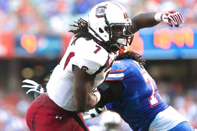 Is Jadeveon Clowney Emerging as the Best NFL Draft Prospect in History?