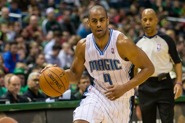Afflalo Working on 'Explosiveness,' 'Conditioning'