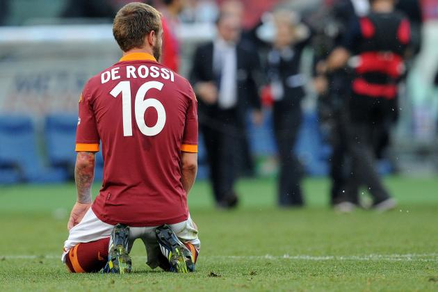 Why Daniele De Rossi Should Stay with Roma